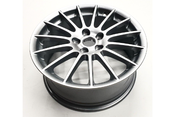 BRAND NEW OEM Jaguar XF Silver Libra Alloy Wheel